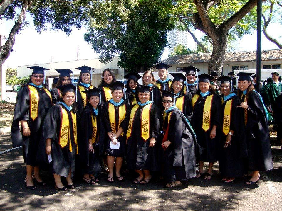 Graduating cohort