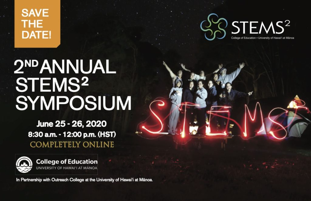 STEMS2 Save the Date