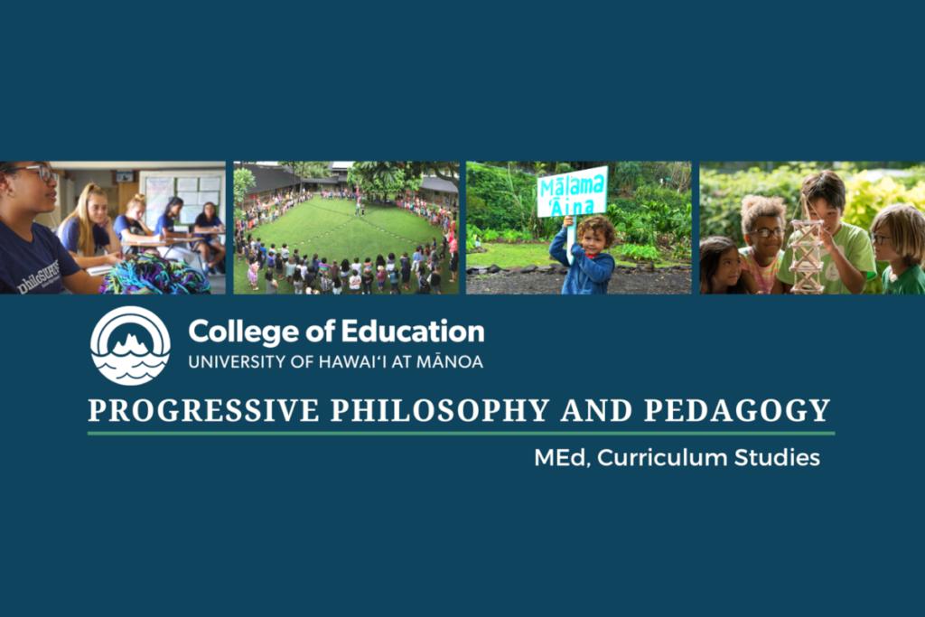Progressive Philosophy and Pedagogy