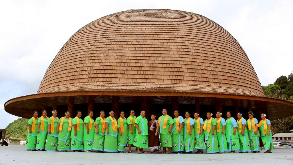 American Samoa Graduation