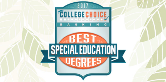SPED College Choice Badge