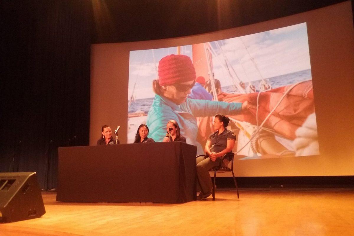 women of the sea keynote