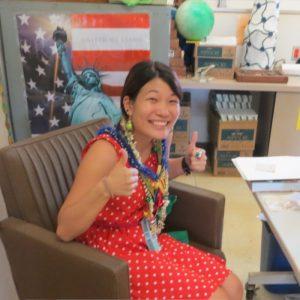 Karly Kanehiro, Master of Education in Teaching Alumni