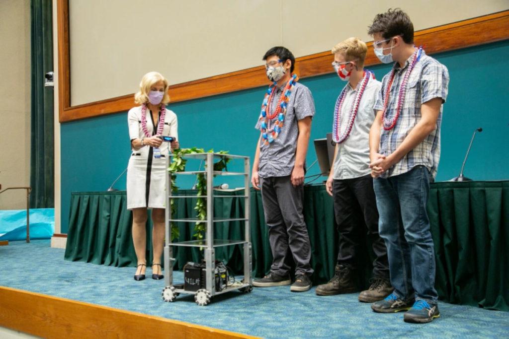 Assets Robotics Students