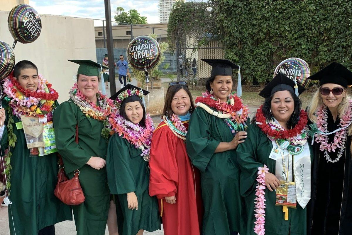 GOO graduates