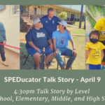 SPEDucator Talk Story image