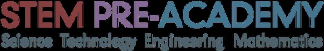 STEM Pre-Academy logo