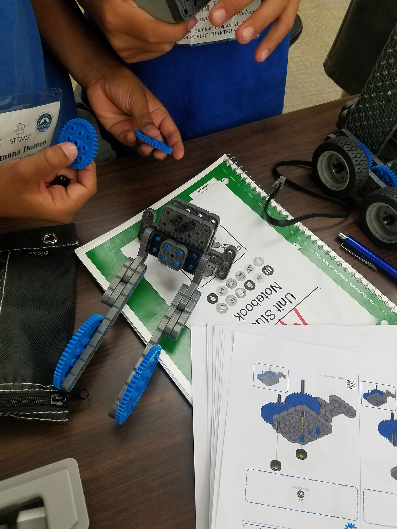 Robotics activity