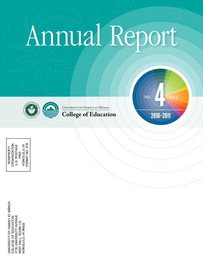 Annual Report 2010-2011 Cover