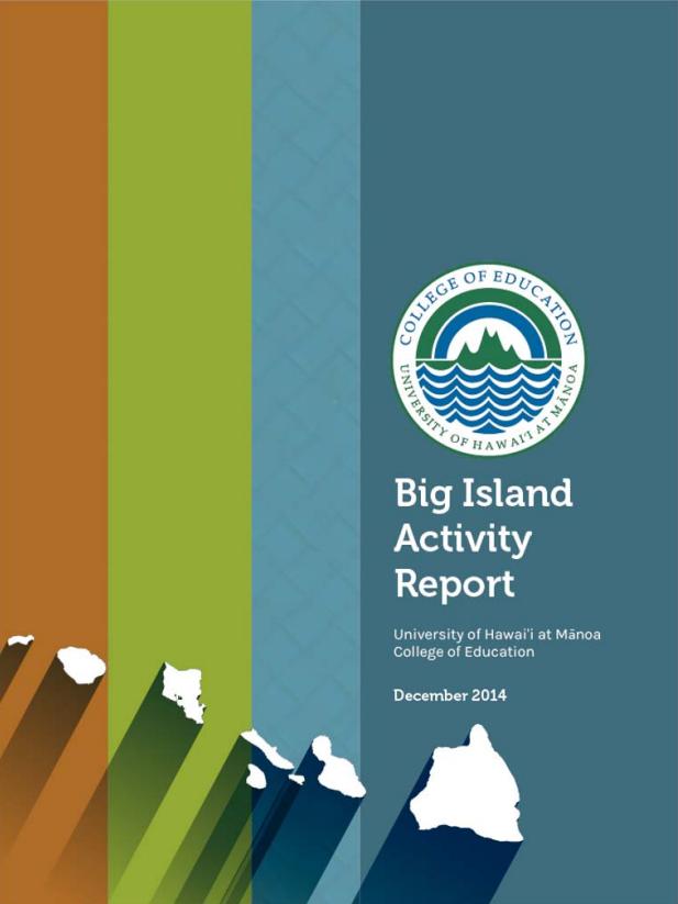 Big Island Activity Report December 2014