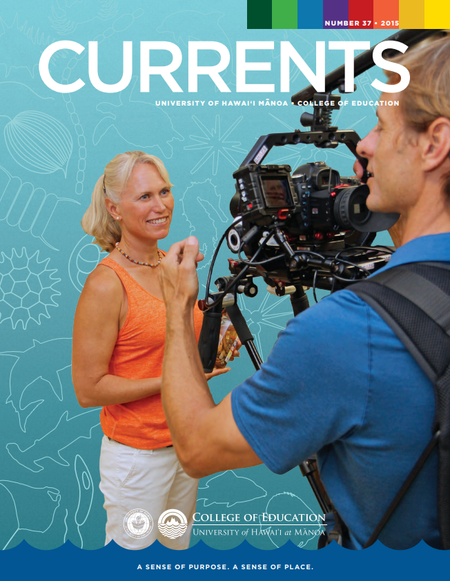Currents, June 2015 Cover