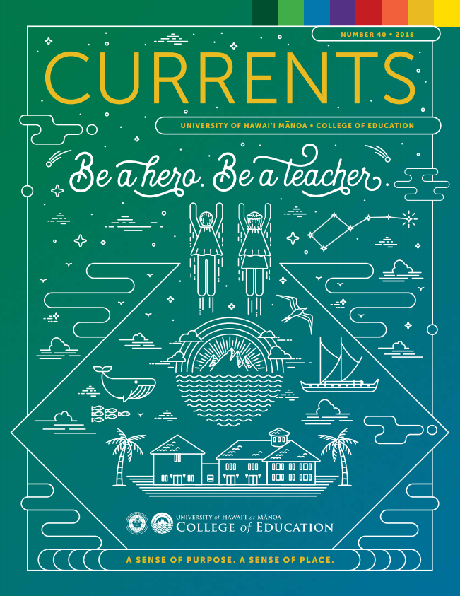 Currents, June 2018 Cover