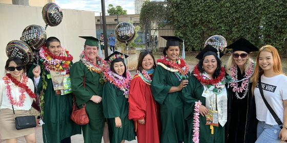 Grow Our Own Graduates, Spring 2019