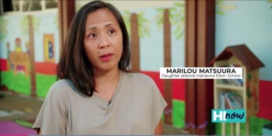 Marilou Matsuura on Hawaii News Now