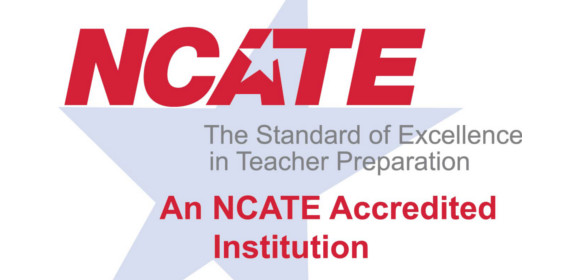 NCATE Accredited Institution