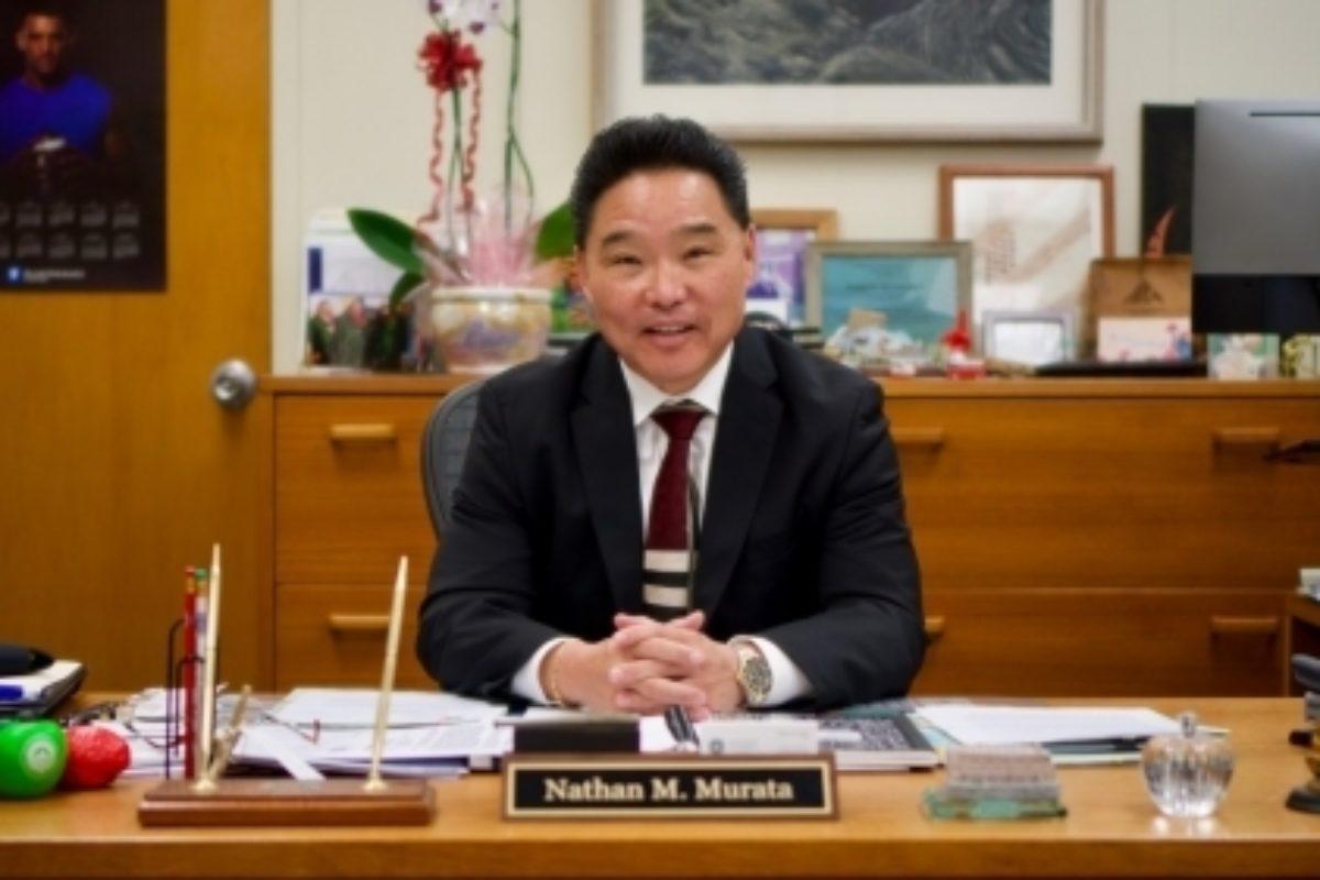 Dean Nathan Murata