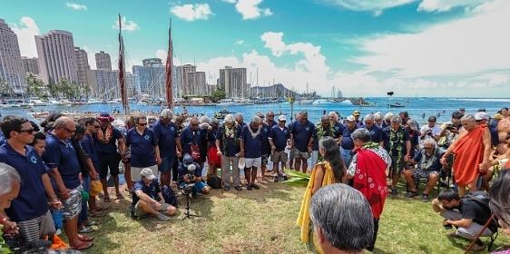 Hōkūleʻa Homecoming