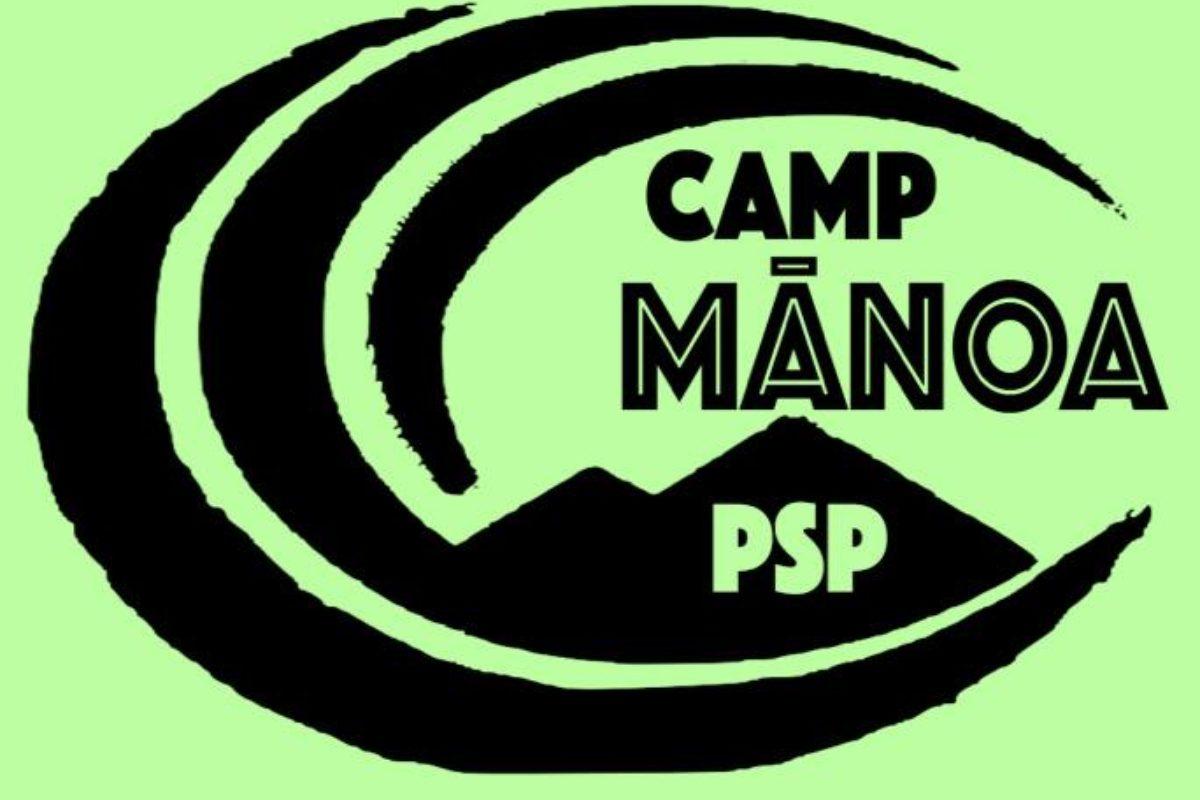 Camp Manoa logo