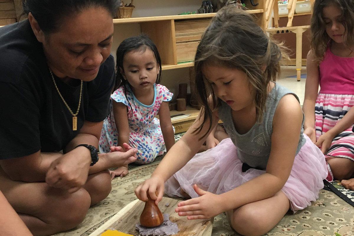 early childhood teaching