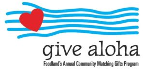 Foodland and Aloha United Way logo