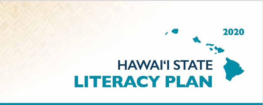 Hawaii State Literacy Plan